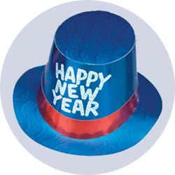 new years hats deluxe colors