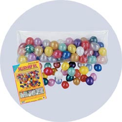 balloon drop bags